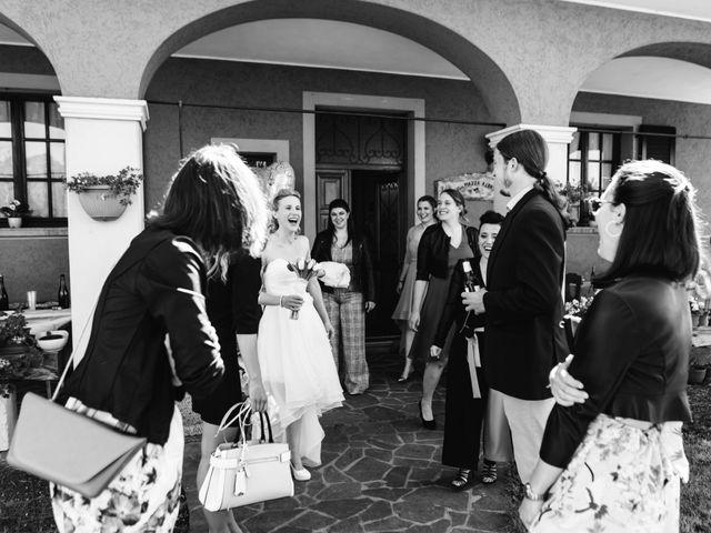 Il matrimonio di Andrea e Caterina a Gemona del Friuli, Udine 57