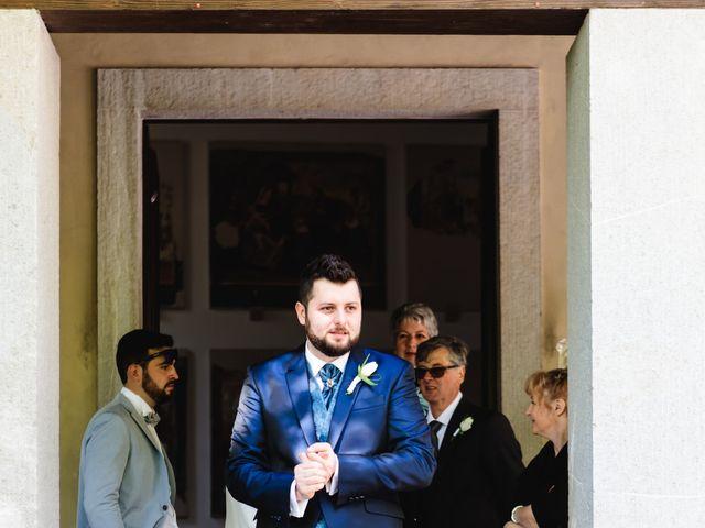 Il matrimonio di Andrea e Caterina a Gemona del Friuli, Udine 73