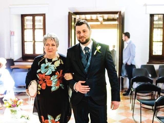 Il matrimonio di Andrea e Caterina a Gemona del Friuli, Udine 76