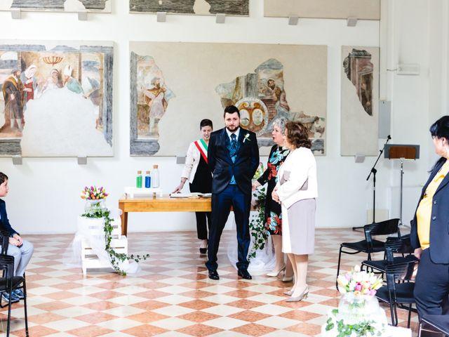 Il matrimonio di Andrea e Caterina a Gemona del Friuli, Udine 77