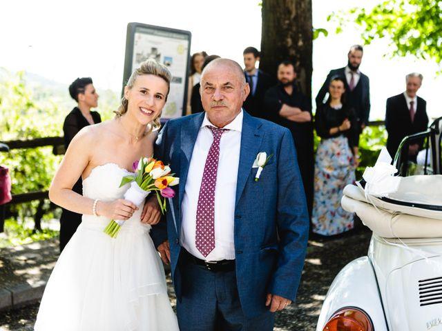 Il matrimonio di Andrea e Caterina a Gemona del Friuli, Udine 85