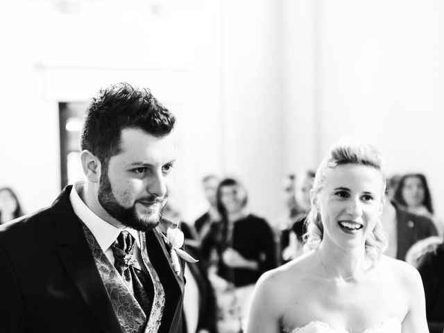 Il matrimonio di Andrea e Caterina a Gemona del Friuli, Udine 95