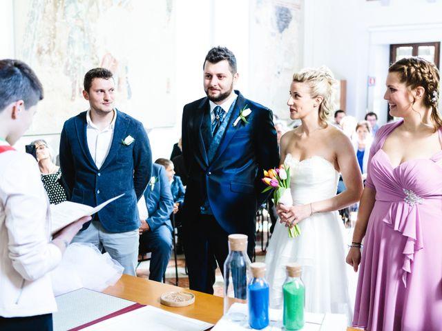 Il matrimonio di Andrea e Caterina a Gemona del Friuli, Udine 96