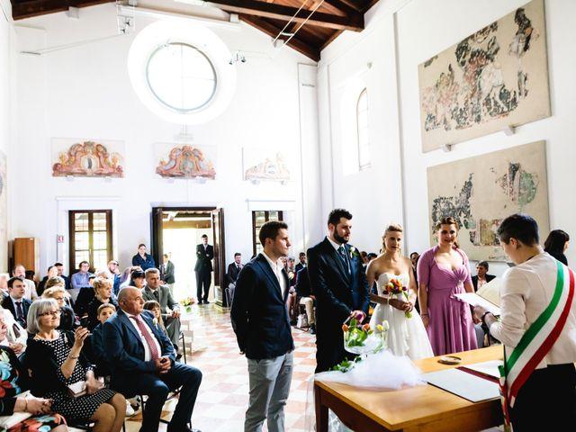 Il matrimonio di Andrea e Caterina a Gemona del Friuli, Udine 104