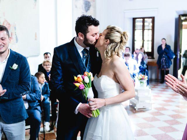 Il matrimonio di Andrea e Caterina a Gemona del Friuli, Udine 105