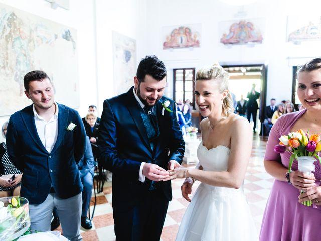Il matrimonio di Andrea e Caterina a Gemona del Friuli, Udine 115