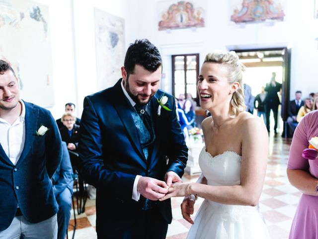 Il matrimonio di Andrea e Caterina a Gemona del Friuli, Udine 117