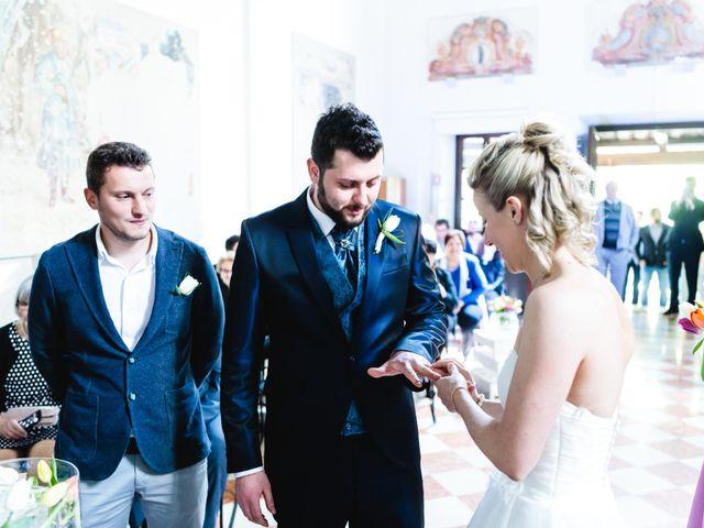 Il matrimonio di Andrea e Caterina a Gemona del Friuli, Udine 121