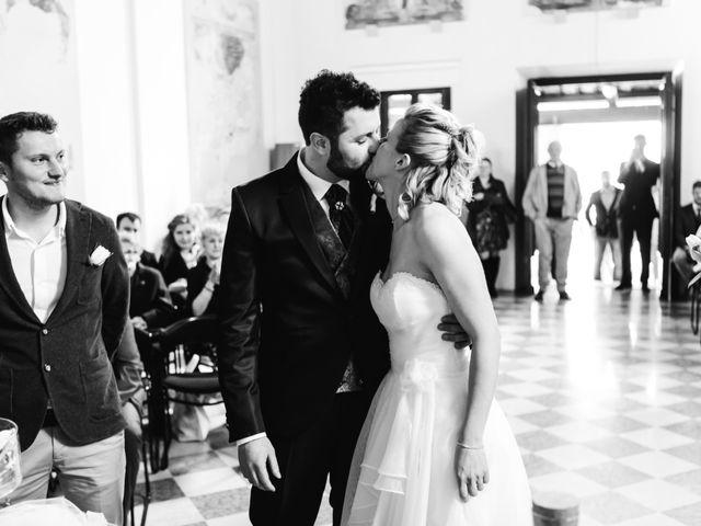 Il matrimonio di Andrea e Caterina a Gemona del Friuli, Udine 123