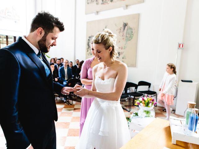 Il matrimonio di Andrea e Caterina a Gemona del Friuli, Udine 125