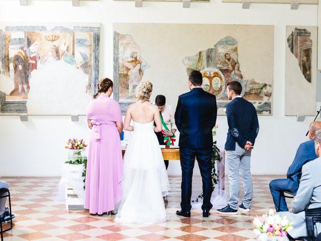Il matrimonio di Andrea e Caterina a Gemona del Friuli, Udine 131
