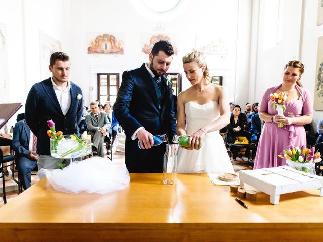Il matrimonio di Andrea e Caterina a Gemona del Friuli, Udine 136