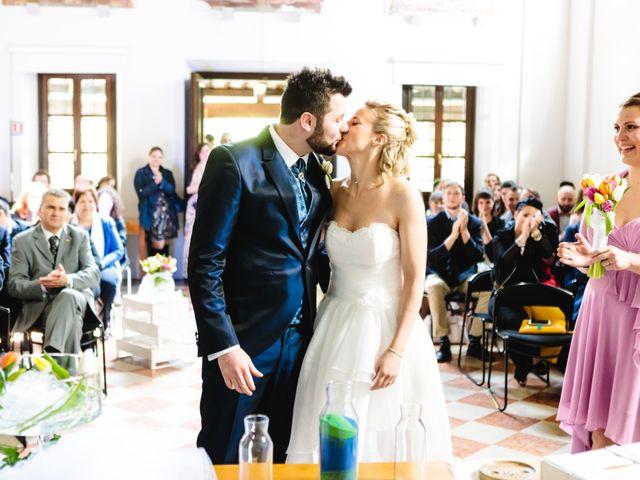 Il matrimonio di Andrea e Caterina a Gemona del Friuli, Udine 143