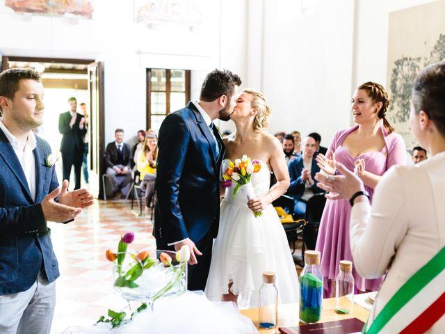Il matrimonio di Andrea e Caterina a Gemona del Friuli, Udine 144