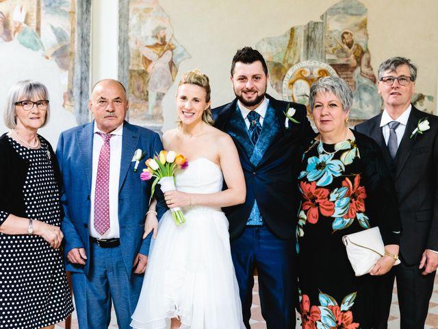 Il matrimonio di Andrea e Caterina a Gemona del Friuli, Udine 145