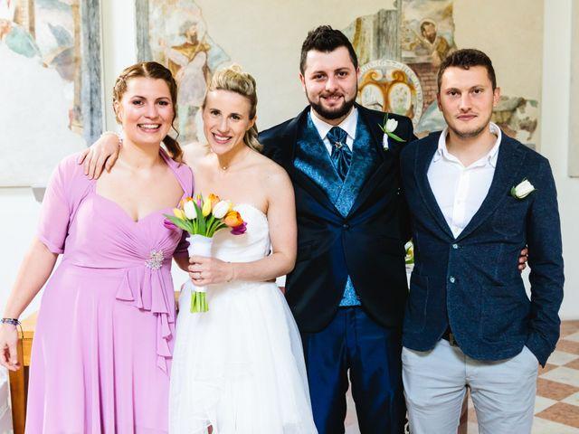 Il matrimonio di Andrea e Caterina a Gemona del Friuli, Udine 146