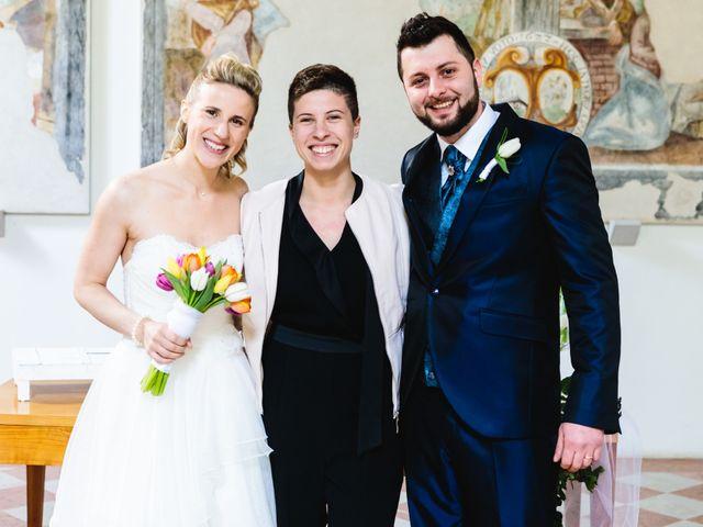 Il matrimonio di Andrea e Caterina a Gemona del Friuli, Udine 147