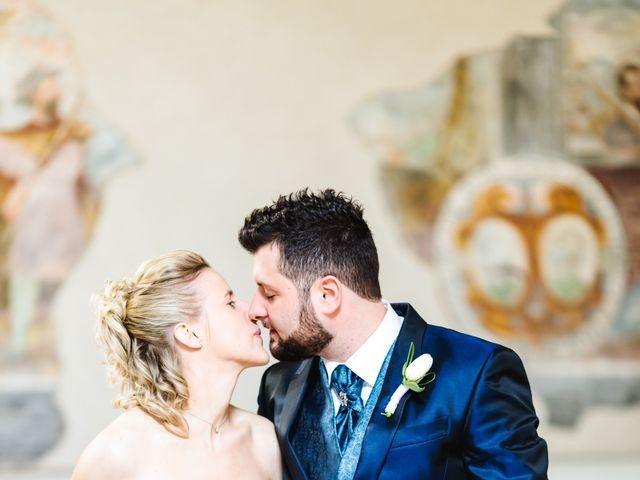 Il matrimonio di Andrea e Caterina a Gemona del Friuli, Udine 156