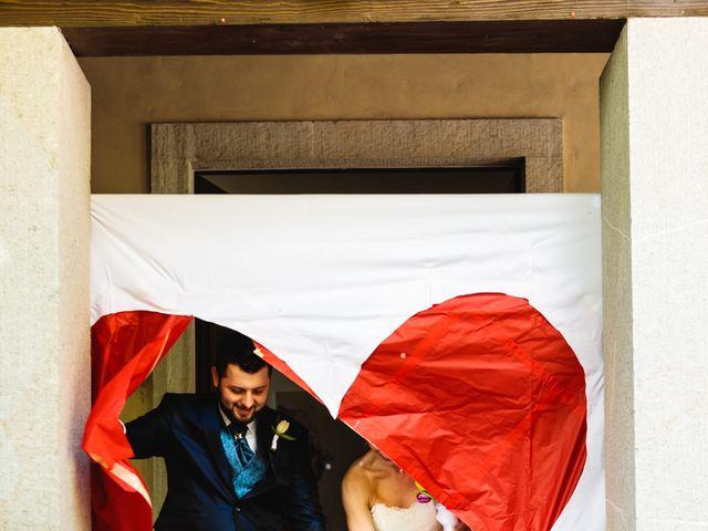 Il matrimonio di Andrea e Caterina a Gemona del Friuli, Udine 161