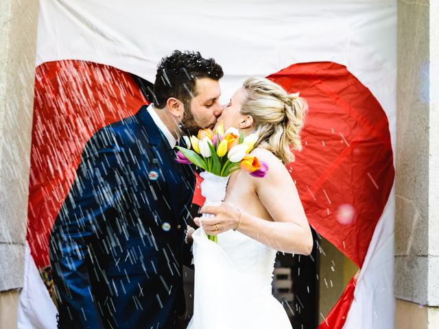 Il matrimonio di Andrea e Caterina a Gemona del Friuli, Udine 164