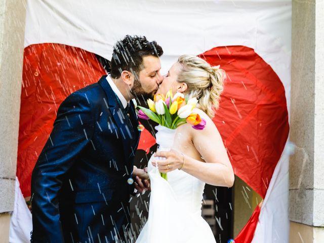 Il matrimonio di Andrea e Caterina a Gemona del Friuli, Udine 165