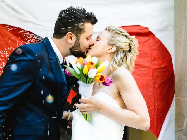 Il matrimonio di Andrea e Caterina a Gemona del Friuli, Udine 166