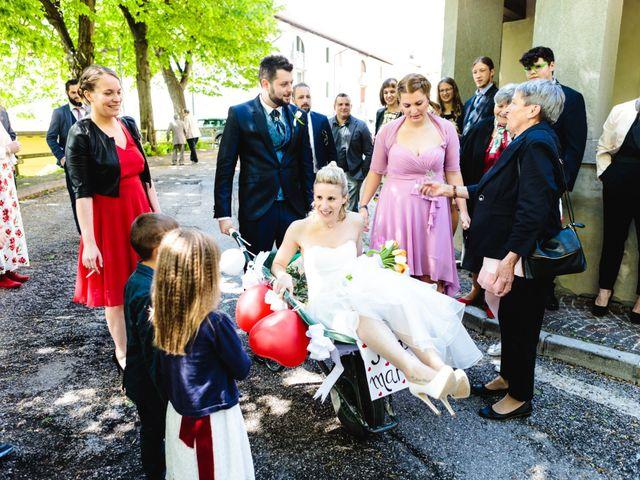 Il matrimonio di Andrea e Caterina a Gemona del Friuli, Udine 172