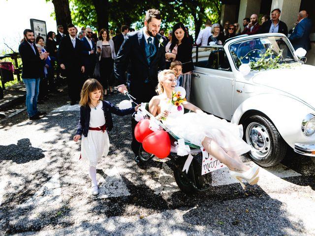 Il matrimonio di Andrea e Caterina a Gemona del Friuli, Udine 173