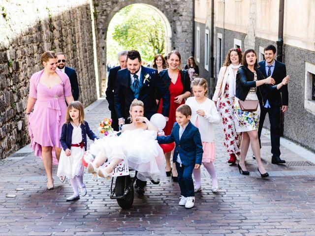 Il matrimonio di Andrea e Caterina a Gemona del Friuli, Udine 174