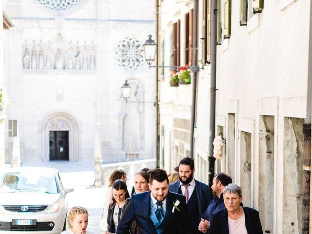 Il matrimonio di Andrea e Caterina a Gemona del Friuli, Udine 177