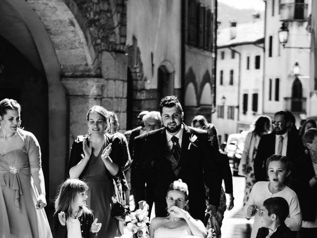 Il matrimonio di Andrea e Caterina a Gemona del Friuli, Udine 179