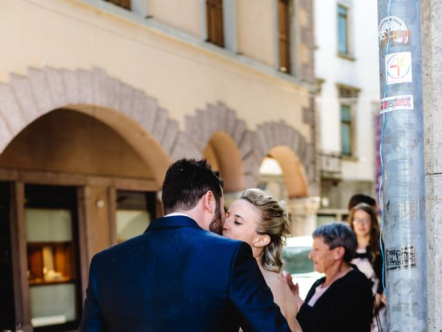Il matrimonio di Andrea e Caterina a Gemona del Friuli, Udine 180