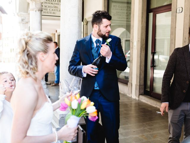 Il matrimonio di Andrea e Caterina a Gemona del Friuli, Udine 183