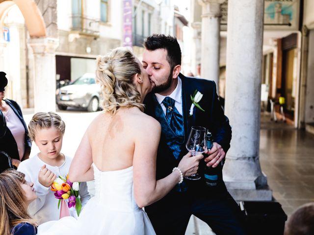 Il matrimonio di Andrea e Caterina a Gemona del Friuli, Udine 184