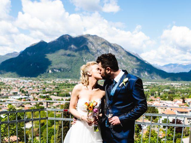Il matrimonio di Andrea e Caterina a Gemona del Friuli, Udine 189