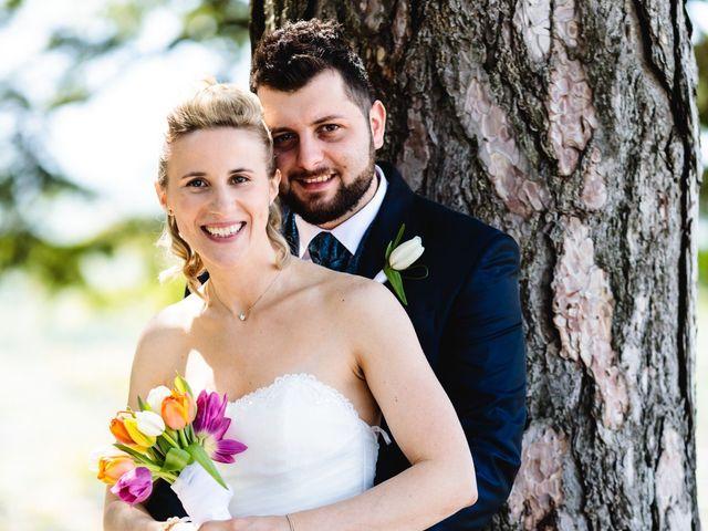Il matrimonio di Andrea e Caterina a Gemona del Friuli, Udine 192