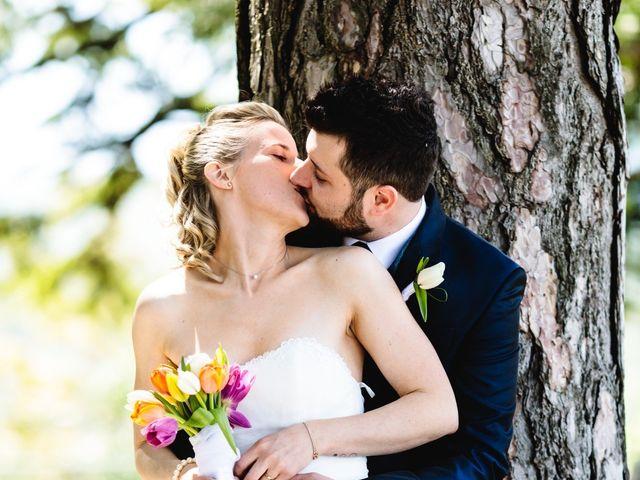 Il matrimonio di Andrea e Caterina a Gemona del Friuli, Udine 197