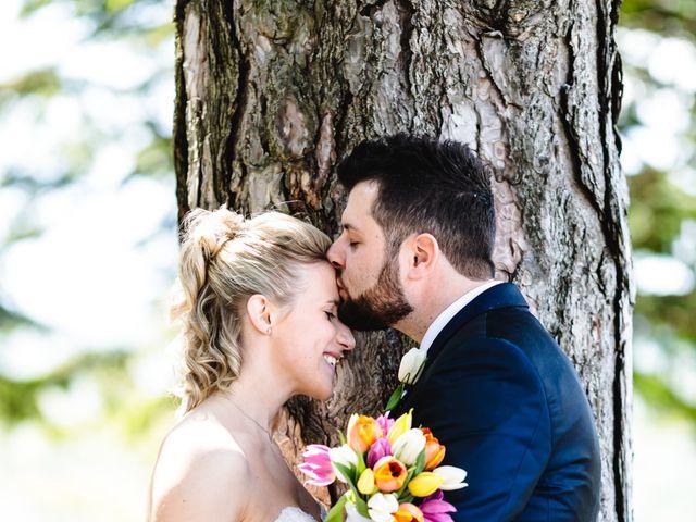 Il matrimonio di Andrea e Caterina a Gemona del Friuli, Udine 200