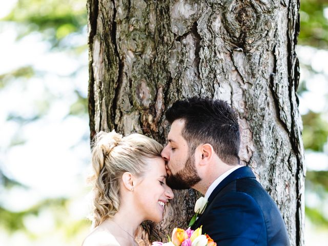 Il matrimonio di Andrea e Caterina a Gemona del Friuli, Udine 203