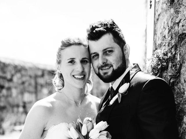 Il matrimonio di Andrea e Caterina a Gemona del Friuli, Udine 217