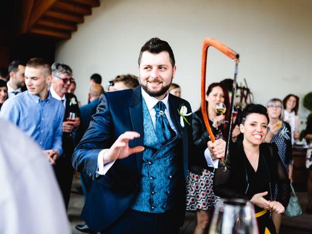 Il matrimonio di Andrea e Caterina a Gemona del Friuli, Udine 228