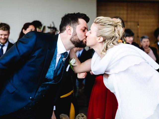 Il matrimonio di Andrea e Caterina a Gemona del Friuli, Udine 229