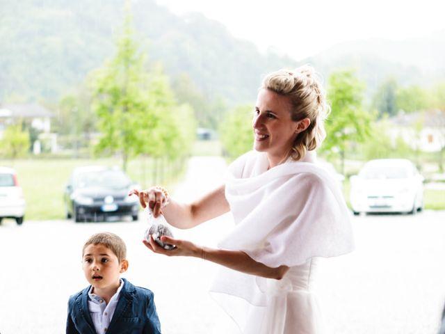 Il matrimonio di Andrea e Caterina a Gemona del Friuli, Udine 237