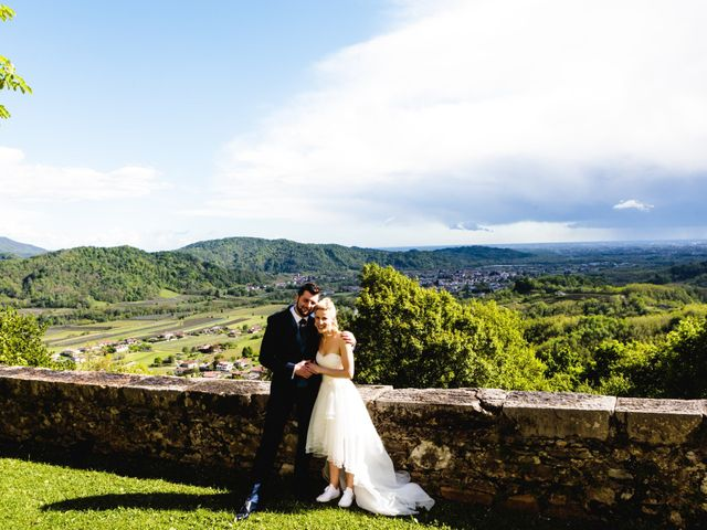 Il matrimonio di Andrea e Caterina a Gemona del Friuli, Udine 242