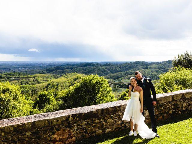 Il matrimonio di Andrea e Caterina a Gemona del Friuli, Udine 243