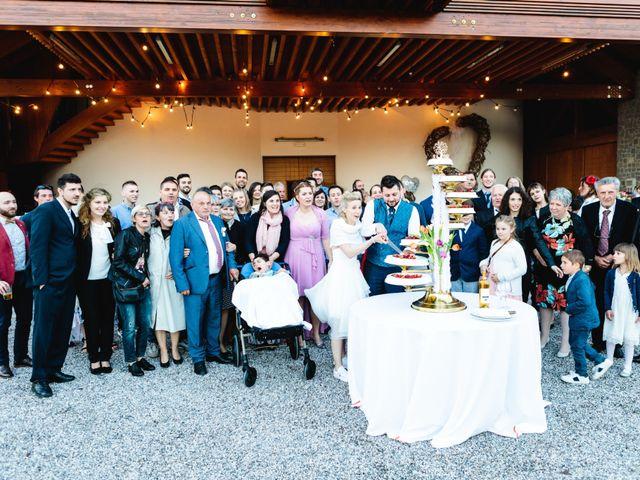 Il matrimonio di Andrea e Caterina a Gemona del Friuli, Udine 278