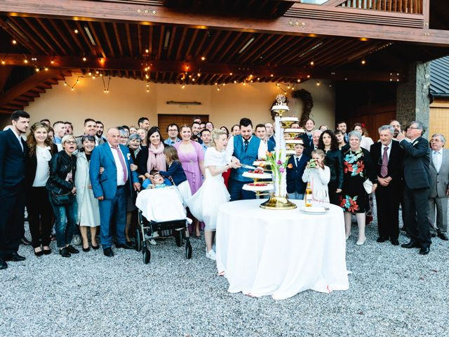Il matrimonio di Andrea e Caterina a Gemona del Friuli, Udine 279