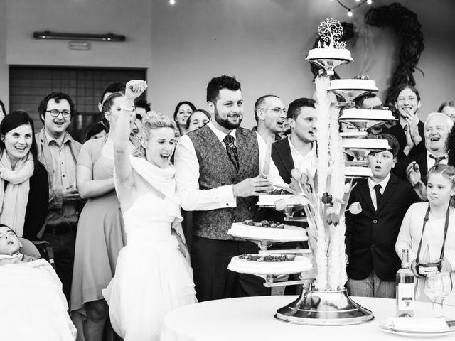 Il matrimonio di Andrea e Caterina a Gemona del Friuli, Udine 280