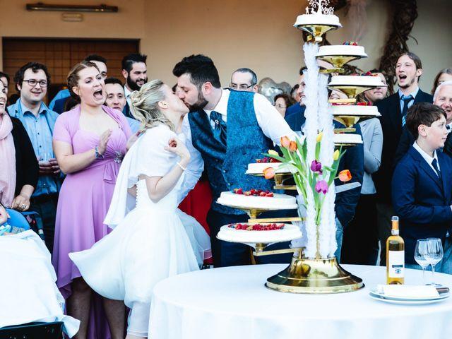 Il matrimonio di Andrea e Caterina a Gemona del Friuli, Udine 281