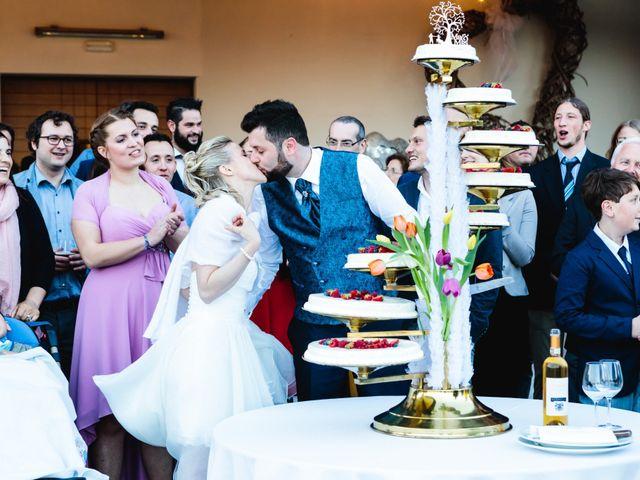 Il matrimonio di Andrea e Caterina a Gemona del Friuli, Udine 282